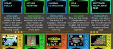 Handy Web Games